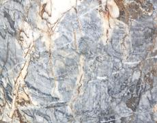 Marble slab with cracks old natural stone slabs. Stock Photos
