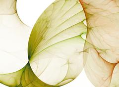 Abstract fractal Stock Illustration