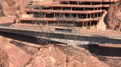 Boulder Dam Hoover Dam Stock Footage