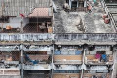 Big slum Stock Photos