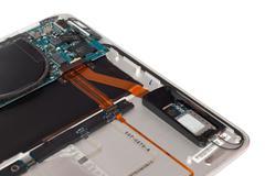 Repair macbook air Stock Photos
