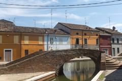 Stock Photo of comacchio (italy)