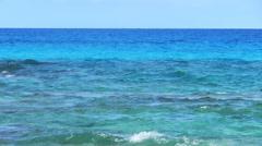 Stock Video Footage of Tropical Beach in Hawaii Island