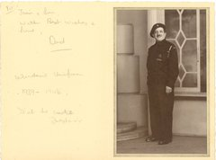 Jean Weil's father, Isaac Stecker wearing his Air Raid warden uniform. Free Stock Photos
