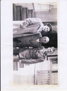 Ruth Kaufman with her father and brother, 1942 Free Stock Photos