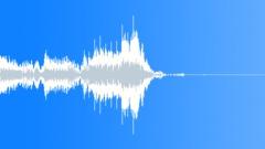 Radio Stinger 22 - sound effect