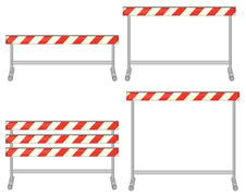Obstacle - stock illustration