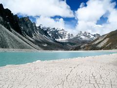 Beautiful Himalayan Landscape, Everest Region, Nepal Stock Photos