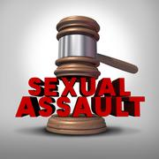 Stock Illustration of sexual assault