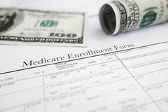 Medicare enroll Stock Photos