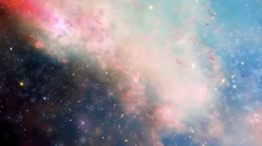 Space Travel, Space Exploration, Galaxy 009 - HD Stock Footage