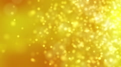 Golden Elegance - stock footage