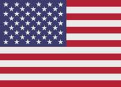Stock Illustration of united states flag