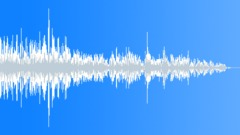 Horror Impact Transition - Low Frequency Sound Effect