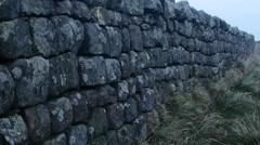 Hadrian's Wall 1 Stock Footage