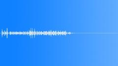 Servo Cordless Drill Slow Short 1009 Sound Effect