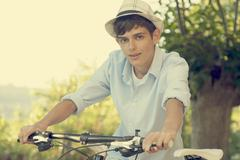 young life style - stock photo