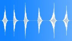 Filtered Deep Whoosh (6 items)(Pack Bundle Set) Sound Effect