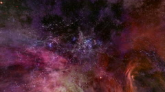 Space Travel, Star Warp 009 - HD, 4K Stock Footage
