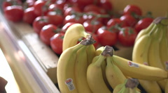 Organic Groceries (2 of 7) Stock Footage