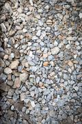 Railroad rock - small Stock Photos