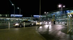 Terminal 2 Dublin Airport Stock Footage
