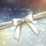 Merry Christmas. shiny multicolored holiday background with lights, sparkles, Piirros