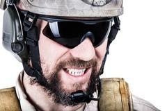 special warfare operator - stock photo