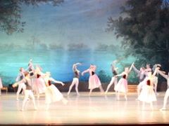 The ballet under music. Related clips are in my portfolio in 1920x1080. Stock Footage