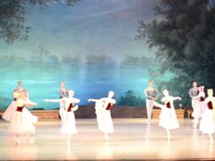 Ballet and ballerinas. Related clips are in my portfolio in 1920x1080. Stock Footage