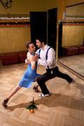 Let's tango! Stock Photos