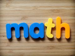 Math concept Stock Photos