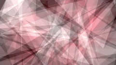 Fast Chaotic Expressionist Abstract Red Background Loop 1 Stock Footage