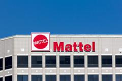Stock Photo of mattel corporate headquarters building
