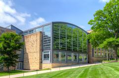 University of wisconsin law school building Stock Photos