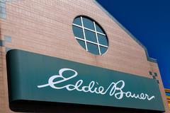 Eddie bauer store exterior Stock Photos