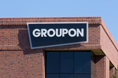 groupon offices in silicon valley - stock photo