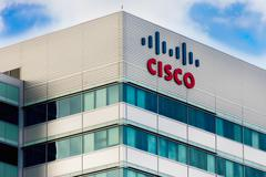 Cisco facility in silicon valley Kuvituskuvat