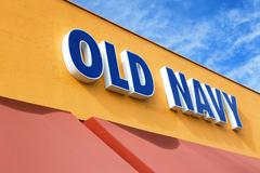 old navy store - stock photo