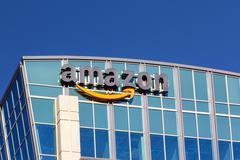 Amazon building Stock Photos