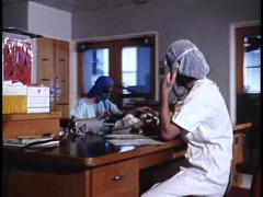 Medical Themed Archival Footage Stock Footage