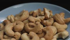Brazilian Cashew Nut Stock Footage