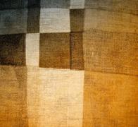 Vintage sepia fabric texture Piirros