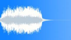 Sci-Fi Horror Stinger 5 - sound effect