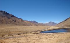 Stock Photo of lake titicaca