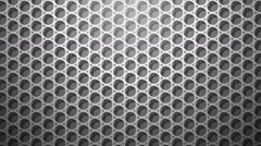 Monochrome dot shading Stock Footage