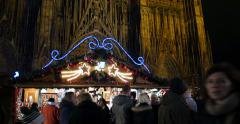 Best Christmas Market Stock Footage