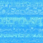 Ice texture Stock Illustration