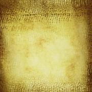 Grunge abstract jute texture background Stock Illustration