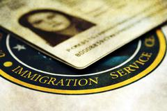 Immigration Stock Photos